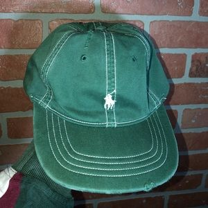 BNWT Vintage 90's Polo Ralph Lauren Hat